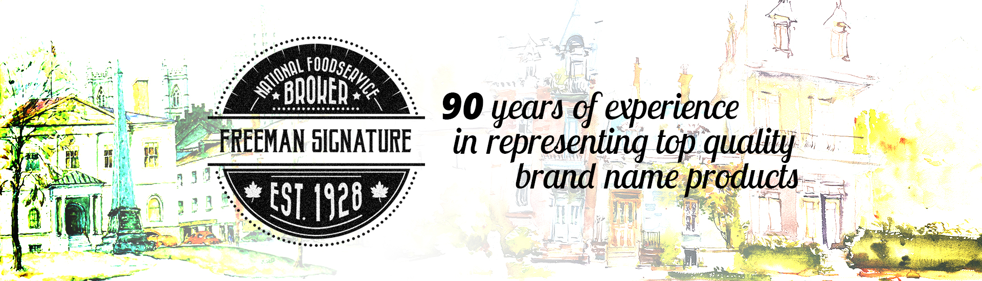 Freeman Signature Inc. - 90 years of experience